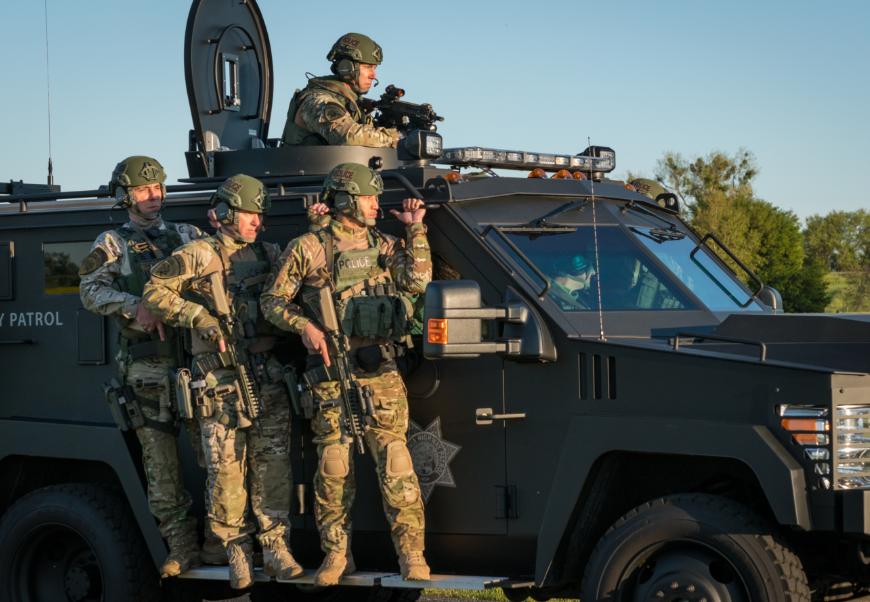 A Swat Team