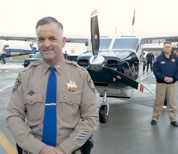 Officer Scott Rodda Pilot Air Ops Video Thumbnail